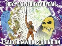 He-Man Sings