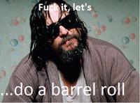 Do A Barrel Roll