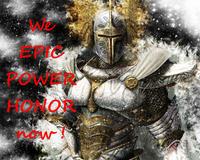 We EPH now (Epic Power Honor)