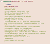 Green Text Stories