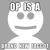 OP is a Faggot