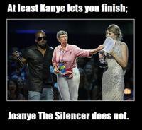 Joan the Silencer