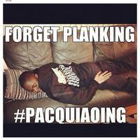 Pacquiaoing