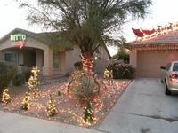 Holiday Light Show Videos