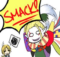 Kefka's Smack!