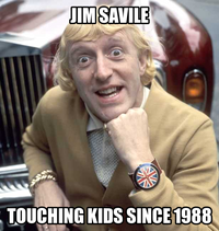 Jimmy Savile Pedophile Case