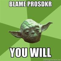 Blame prosdkr