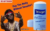 Popped a Molly, I'm Sweatin
