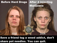 Faces of Marijuana