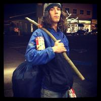 Kai the Hatchet-Wielding Hitchhiker