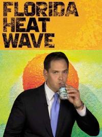 Marco Rubio's Water Break