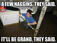 Few Naggins, Be Grand