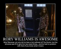 Badass Rory