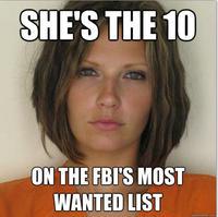 Attractive Convict