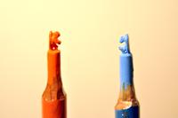 Pencil Carving Art