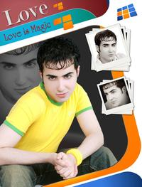 Ahmed Angel's Modeling Photos