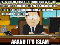 2013 Woolwich Attack