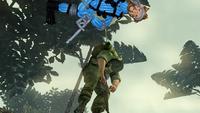 Balloon Solid Snake