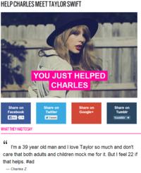 Taylor Swift's Biggest Fan Contest