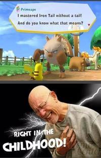 Ruined Childhood