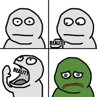 Feels Bad Man / Sad Frog