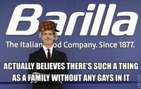 Barilla's Anti-Gay Controversy