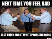 White People Dancing / LOL White People