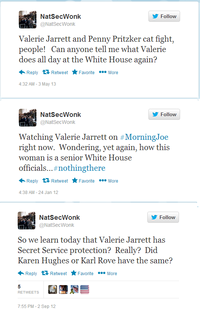 The White House Twitter Troll