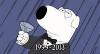 Death of Brian Griffin