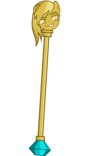 The Twilight Sparkle Scepter
