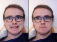 Haraldur Jón Hannesson/Thin Hair Chin Man