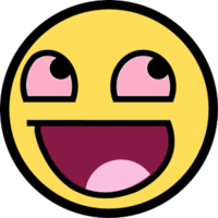 Awesome Face / Epic Smiley