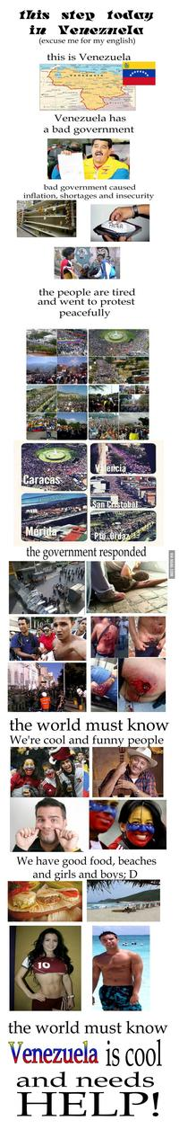 #12FVenezuelaPaLaCalle / 2014 Venezuelan Protests