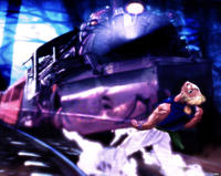 Sabin Train Suplex
