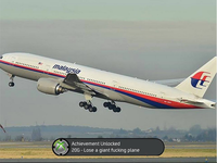 Malaysian Airlines Flight 370