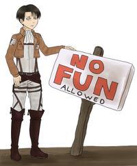 No Fun Allowed