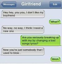 Breakup Texts