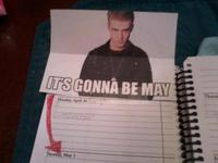 """""""It's Gonna Be May"""""""