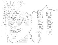 JoJo's Bizarre Adventure Shift-JIS Arts