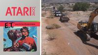 The Atari Video Game Burial Excavation