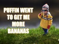 Carter the Banana Boy