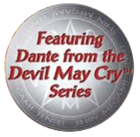 Featuring Dante From The Devil May Cry Series
