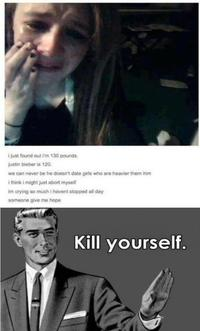 Kill Yourself / Kill Yourselves.