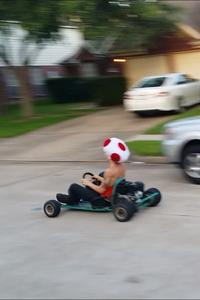 Real Life Mario Kart