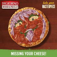 DiGiorno's Design-A-Pizza Kit