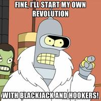 I'm Going To Build My Own Theme Park With Blackjack and Hookers