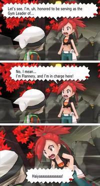 Flannery Comic