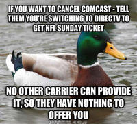 Comcast Customer Service Fiasco