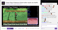 Twitch Plays Pokemon