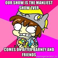 Barneyfag (Barneyfan)